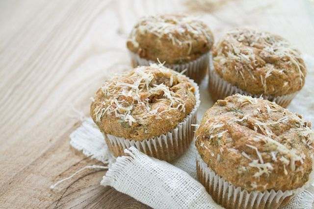 Sorrel Muffins by Migle Seikyte, via Flickr @Melissa Squires Segroves