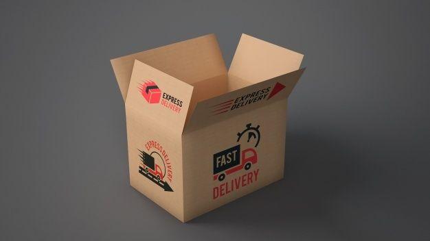 Download Mockup De Caja De Envio Abierta Free Psd Freepik Freepsd Maqueta Plantilla Caja Entrega Pink Jewelry Box Box Mockup Business Card Mock Up