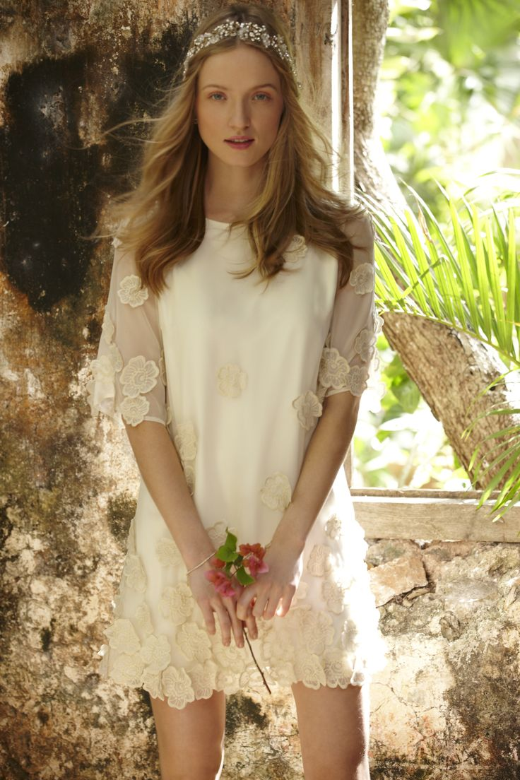 Look 5 of BHLDN's new Summer 2014 Wedding Dresses | blog.theknot.com