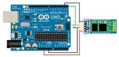roboToSH: Arduino - JY-MCU Bluetooth