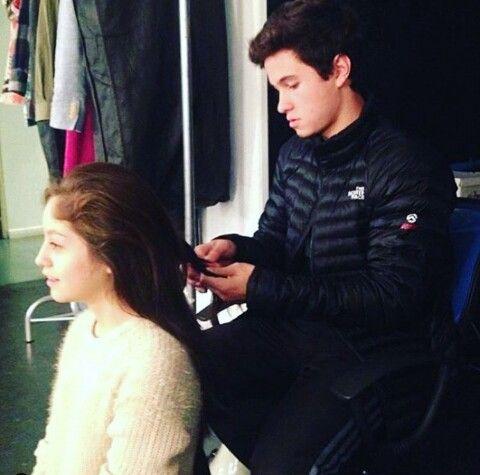 Karol y Michael || instagram || #Lumón #SoyLuna