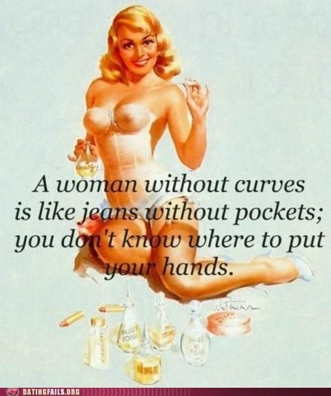 Uploaded with Pinterest Android app. Get it here: http://bit.ly/w38r4m: Style, Quotes, Truth, Funny, So True, Pinup, Things, Pin Up, Curves