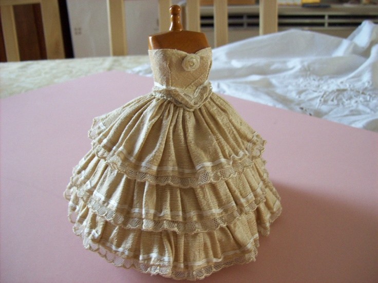 Dollhouse fashion dress