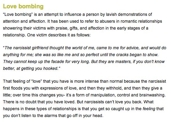 The Inevitable Shame of Narcissistic Abuse