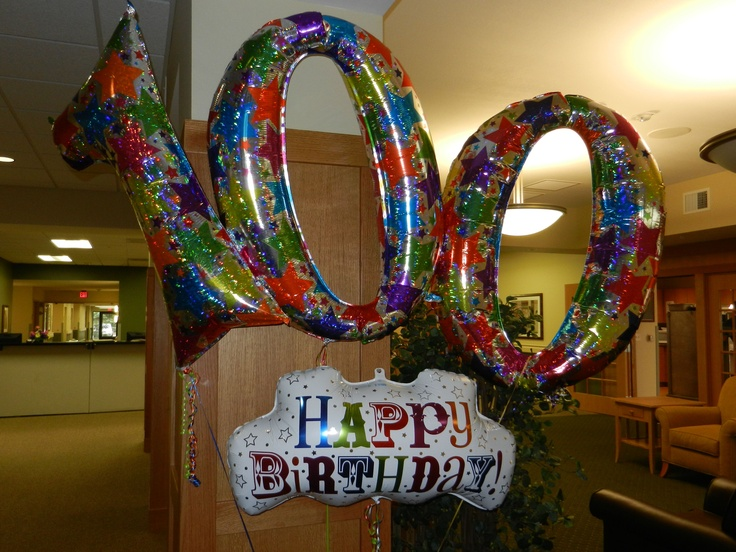 34 best images about 100th birthday party on pinterest for 100th birthday decoration ideas