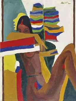 Untitled by Maqbool Fida Husain
