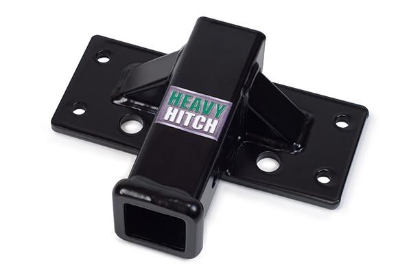 Rear 2 Inch Receiver Hitch Plate for John Deere 1000 Series Tractors   Made in the USA   Heavy Hitch   $99.00