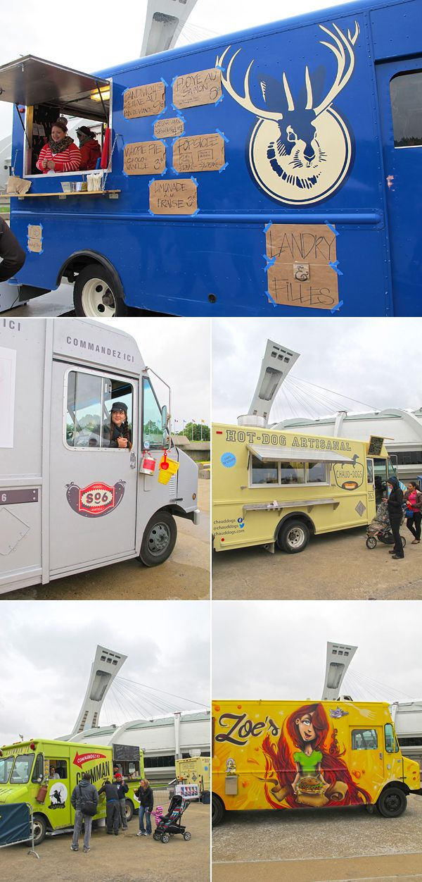 A comprehensive list of all Montreal food trucks, what they offer and how to track them down by http://willtravelforfood.com