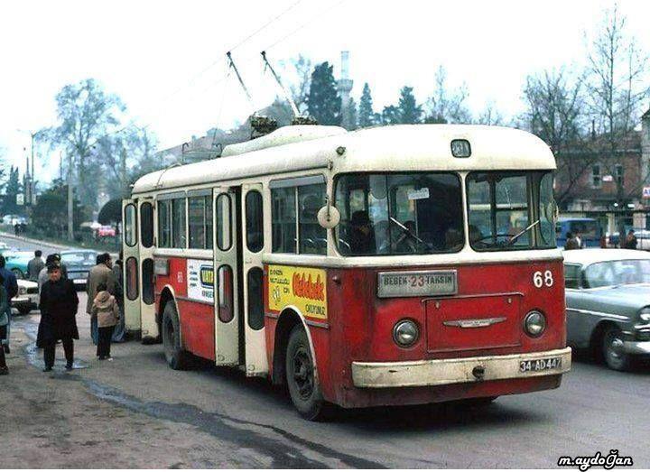 Troleybüs bir dönem hizmet vermiş , Elektrik kesintileri yüzünden sık sık yollarda kalan ve seferleri aksayan troleybüsler, trafiği engellediği gerekçesiyle 16 Temmuz 1984'te işletmeden kaldırılmış.