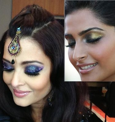 Glitter! 5 Worst #Makeup Mistakes of Women