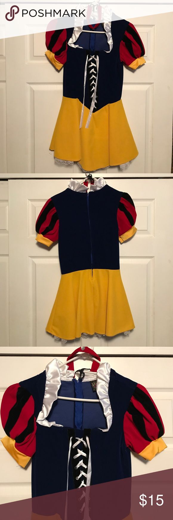 Sexy Snow White costume Comes with dress and choker. Dry clean only. Charades Other