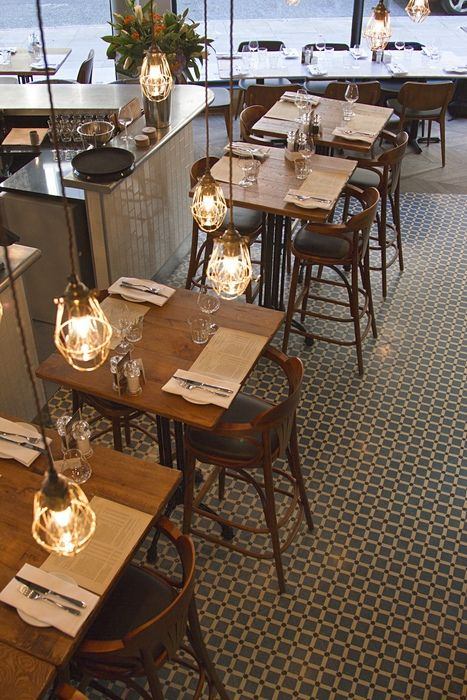 18 best 28 50 marylebone lane images on pinterest atelier 28 50 marylebone has a u shaped bar with wine glasses hanging from the metal bar top throughout the restaurant wood has been used to keep in with sisterspd