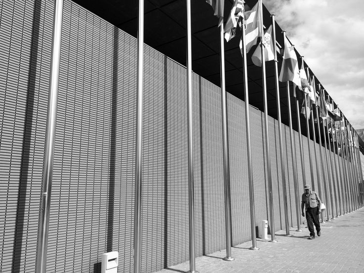 Under the flags by Oriol Lloret on 500px