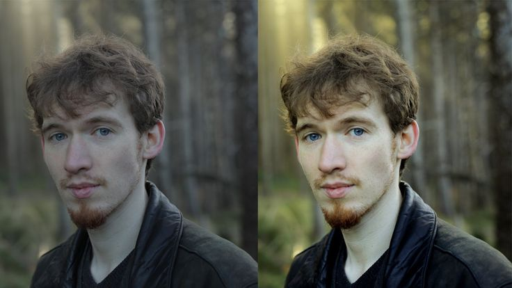 CS5 Photoshop Photo Tutorial: Editing Color: A Quick and Easy Photo Retouch How To, via YouTube.