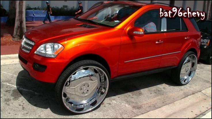 Mercedes Ml320 Wheels