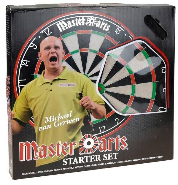 Darts Starterset - Michael van Gerwen