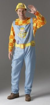 Adult Bob The Builder Costume 26