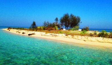 Pulau Kodingareng Keke Sulawesi Indonesia | Kodingareng Keke Island