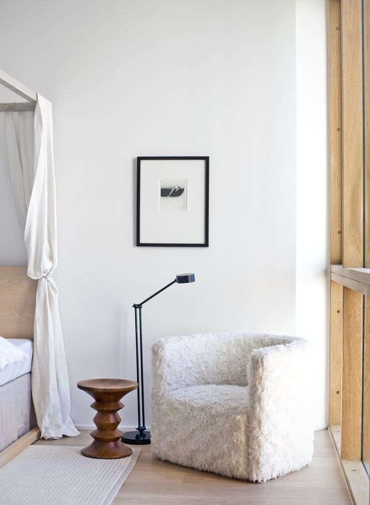 #oscarproperties  Oscar Properties  79&Park, Gärdet, Stockholm, BIG, Oscar Properties, interior, design, flower, windows, stockholm, sweden, carpet, bedroom, chairs, curtains, doors