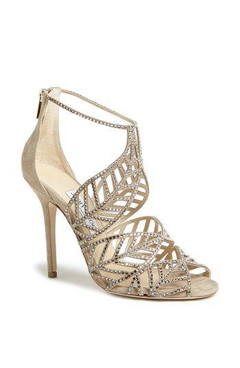 Jimmy Choo Khalli leaf heels