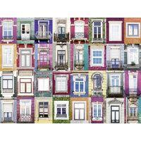 Ravensburger - Portuguese Windows Puzzle 1500pc