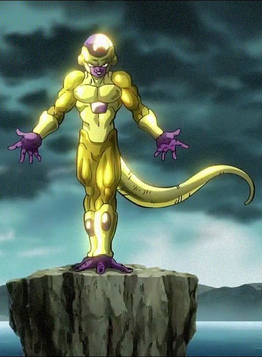 Golden Frieza part 1: We know that after four months of training he achieved an extremely strong transformation and power. How was he able to earn it in such a short time? #JigokuLamb