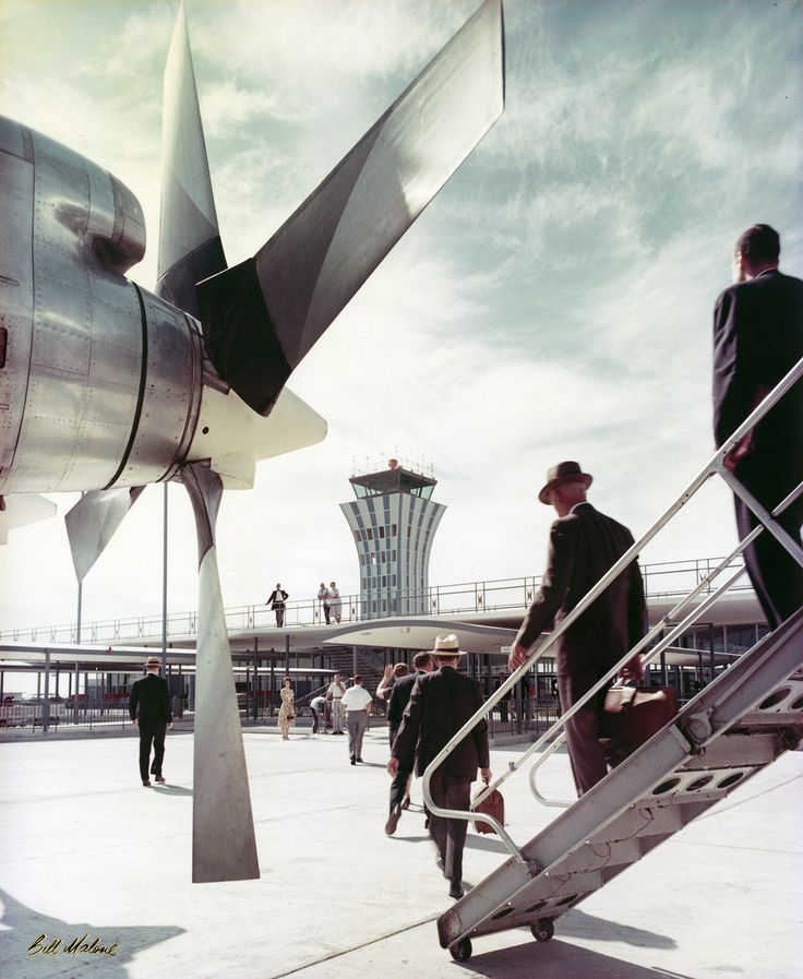 Image result for airport control tower 1960