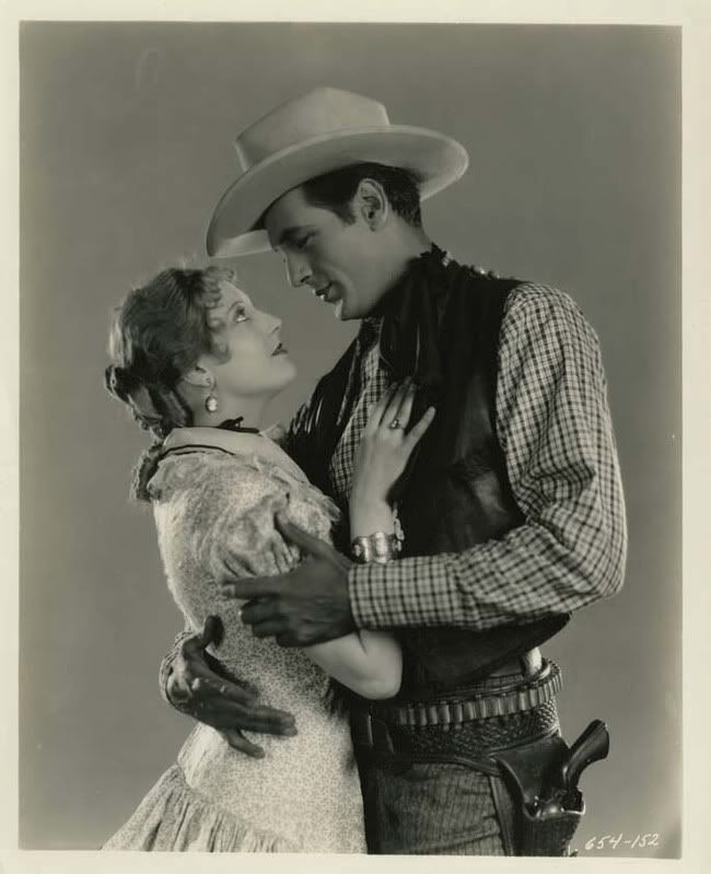 Gary Cooper Scrapbook - Nevada - 1927