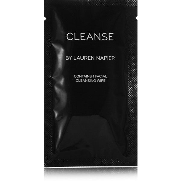 Cleanse by Lauren Napier The Luxe Box - Facial Cleansing Wipes x 12 (65 ILS) ❤ liked on Polyvore featuring beauty products, skincare, face care, face cleansers, fillers, beauty, faces and makeup