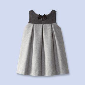 Jacadi pinafore dress.