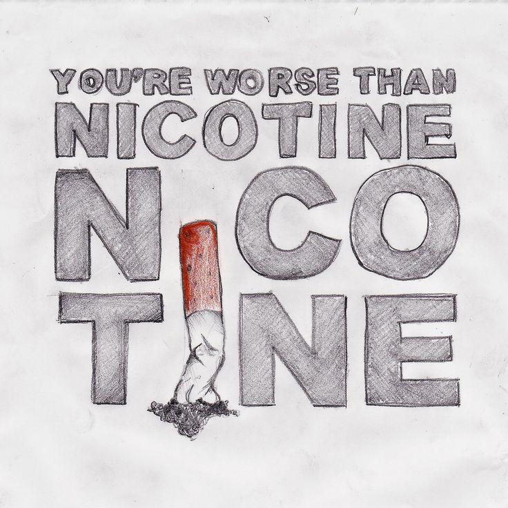 Panic! At The Disco Nicotine lyrics