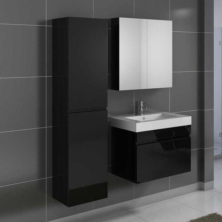 Die 25+ Besten Ideen Zu Badezimmermöbel Auf Pinterest Moderne Badmoebel Artesi Hochglanz Holz