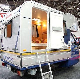 Très Les 25 meilleures idées de la catégorie Petit camping car sur  FK36