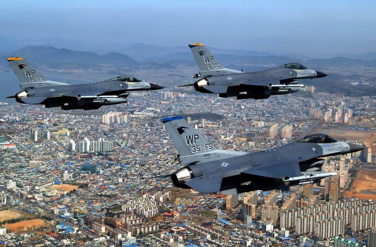 General Dynamics F-16 ''Fighting Falcon''
