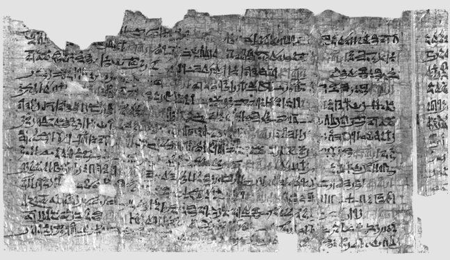 "Ipuwer Papyrus - dated to the late Middle Kingdom of Egypt, mentioned in ""Patterns of Evidence: Exodus"", gives external support to the historicity of the plagues, and debunks the idea that the Exodus could only have happened during the Late Kingdom like most secular archeologists claim."