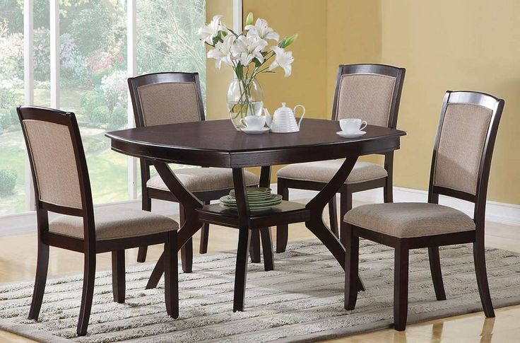 102755 dining set coaster furniture living spaces dining room dining table dining table. Black Bedroom Furniture Sets. Home Design Ideas