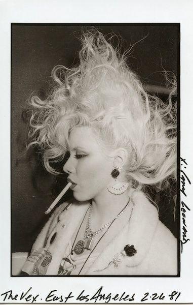 Photos by Gary Leonard on LA Punk Scene