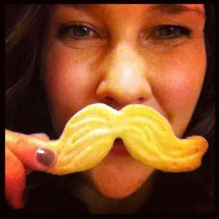 Movemberbart