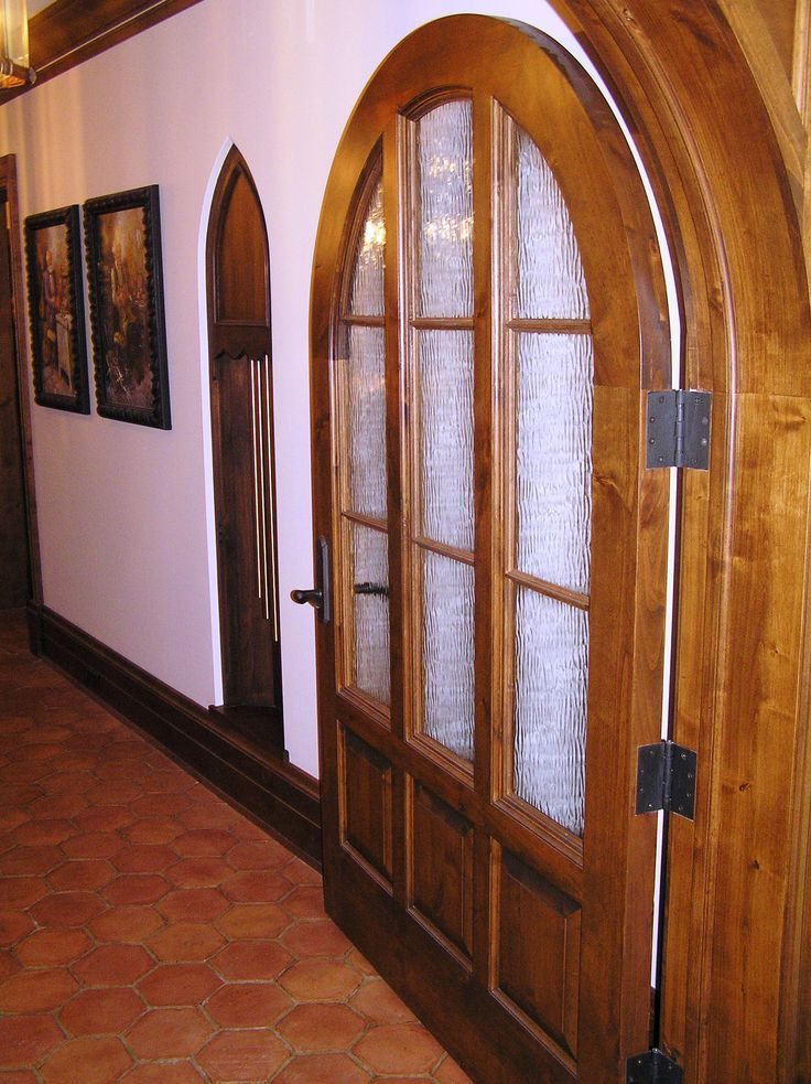 46 best our doors images on pinterest cherry entrance for Extra wide exterior doors