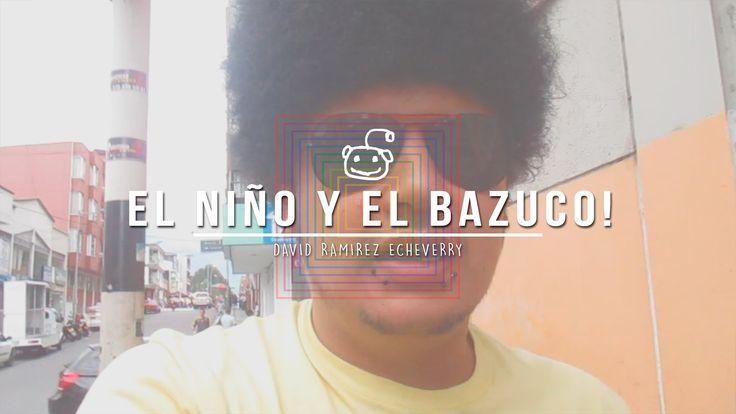 EL NIÑO Y EL BAZUCO! - 27 JULIO ► AFRODIARIO