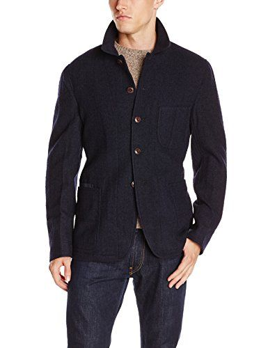 Jack Spade Men's Shelton Wool Work Jacket.. read more http ...