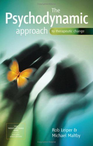 The Psychodynamic Approach to Therapeutic Change (SAGE Therapeutic Change Series) 1st Edition by Leiper, Rob; Maltby, Michael published by Sage Publications Ltd http://www.newlimitededition.com/the-psychodynamic-approach-to-therapeutic-change-sage-therapeutic-change-series-1st-edition-by-leiper-rob-maltby-michael-published-by-sage-publications-ltd/ The book is brand new and will be shipped from US.