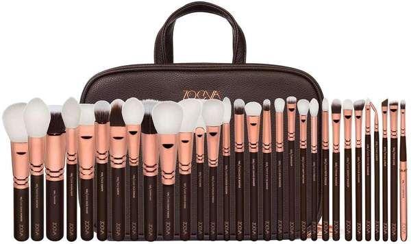 Zoeva Makeup Artist Zoe Bag Rose Golden Vol. 1 – Luxury Warehouse