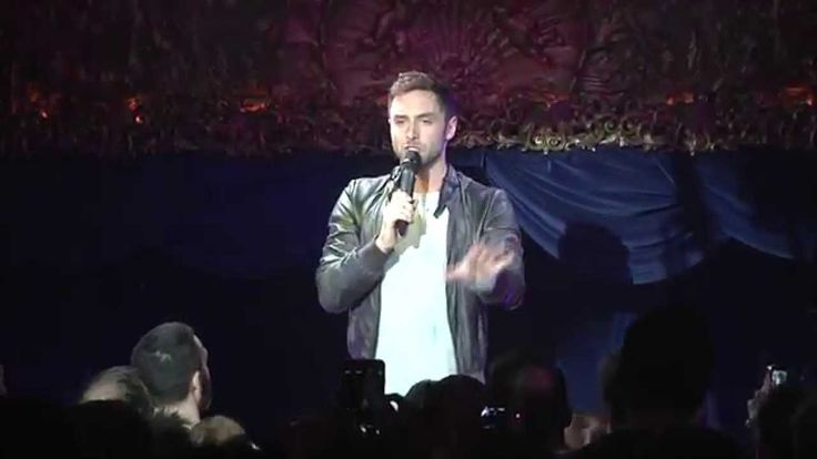 Måns Zelmerlöw - Heroes (Sweden) LIVE at the London Eurovision Party 2015