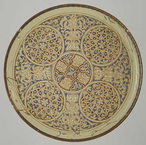 Geometric Patterns in Islamic Art