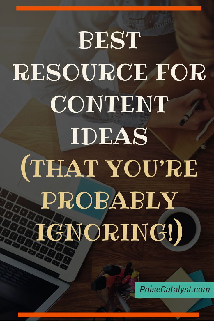 Brilliant video from Amy, sharing the best resource for content ideas. Click through to check it out!
