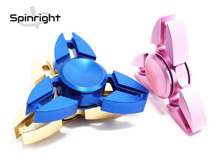 Metal Professional Fidget Tri-Spinners