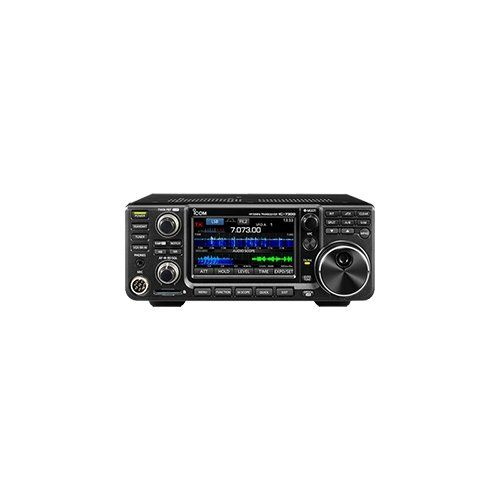 ICOM HAM Radio HF-50MHz Touchscreen 100W / IC-7300 02 /  http://fishingrodsreelsandgear.com/product/icom-ham-radio-hf-50mhz-touchscreen-100w-ic-7300-02/  HF50MHz Transceiver MFG 7300 02 RF Digital Smapling 4.3 color touchscreen LCD spectrum scope built-in auto tuner 101 channels 100 Watt transmitter. Modes SSB CW RTTY AM FM.