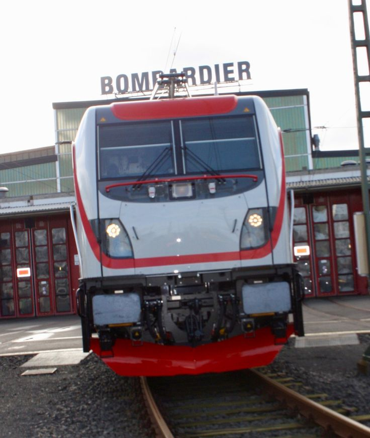 Bombardier TRAXX MS3 Electric locomotive