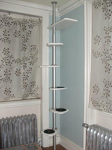 Cat Tree   IKEA Hack. I Like The Simplicity, But The Installation Isnu0027